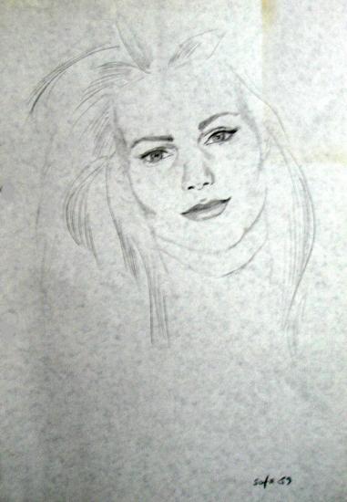 Belinda Carlisle by wisewyn